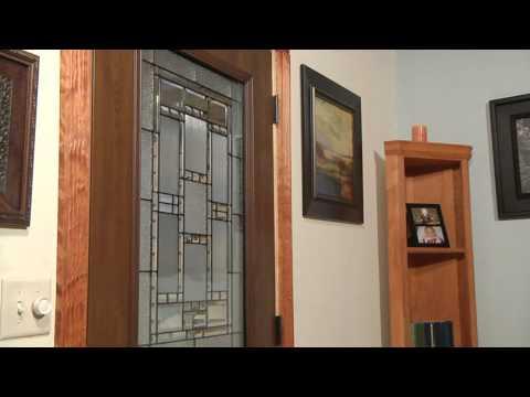 MASTERCRAFT Exterior Doors > Exterior Doors > Woodgrain Steel Door