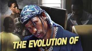 THE EVOLUTION OF TRAVIS SCOTT | Music, Fashion & Career