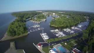 Drone Video of Lake County