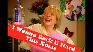 ROCK U HARD THIS XMAS by The Dan Band (featuring Florence Henderson)