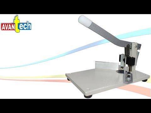 redondeadora manual arm 2.0 uso pesado