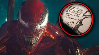 VENOM LET THERE BE CARNAGE BREAKDOWN! Easter Eggs & Details You Missed!