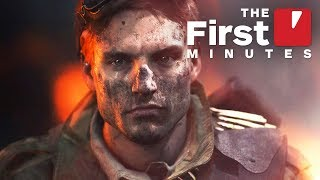 The First 14 Minutes of Battlefield 5