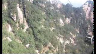 preview picture of video 'Mt. Huangshan (yellow mountain)'