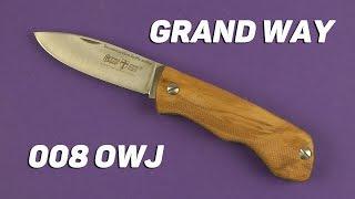 Grand Way 008 OWJ - відео 1