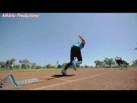Sprint Training - Athletics Motivation