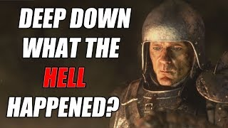 Where The Hell Is PS4 Exclusive Deep Down?