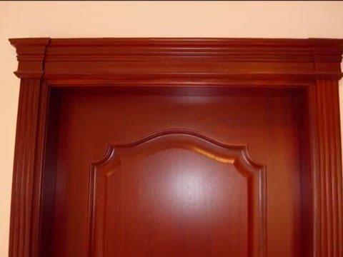 Puertas modelo sapelly for Modelos de puertas de interior modernas