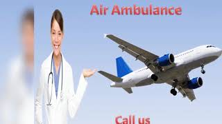 Hire Air Ambulance Service in Patna and Mumbai by Medivic Aviation at Low C