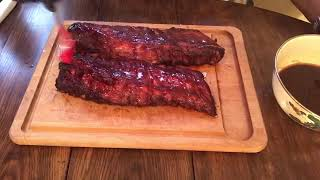 How to BBQ Ribs on a Weber BBQ Grill