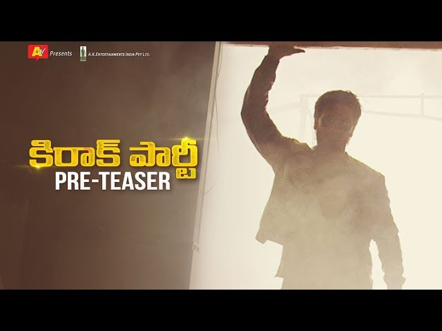 Kirrak Party Pre Teaser | Nikhil Siddharth | Samyuktha | Simran Pareenja