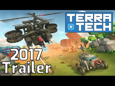 TerraTech Steam Early Access Trailer | 2017 thumbnail