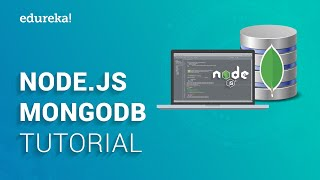 Node.js MongoDB Tutorial | Building CRUD App with Node.js Express & MongoDB | Edureka