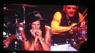 Aerosmith - Stop Messin' Around (Fleetwood Mac cover) - Live in Israel 2017