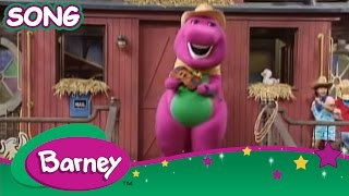 Barney - Old MacDonald - Live Action (SONG)