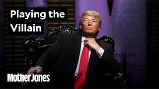 On Coronavirus: Trump Acts Like a Disaster Movie Villain thumbnail