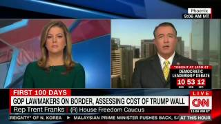 Trent Franks claims nuclear weapons can be smuggled in bales of marijuana