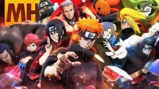 Tipo Akatsuki ? #1 (Naruto)   Style Trap   Prod. Sidney Scaccio   MHRAP