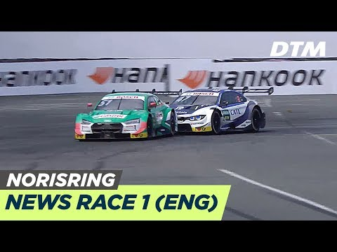 Highlights Race 1 - DTM Norisring 2019
