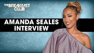 Amanda Seales On Leaving The Real, BET Awards, Quarantine Life + More