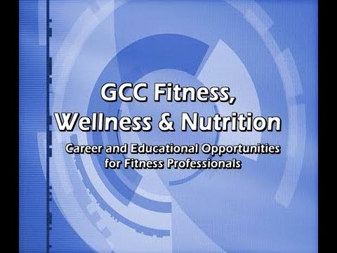 GCC Career and Educational Oppprtunities for Fitness Professionals