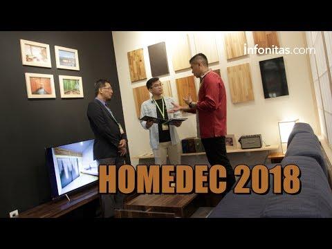 HOMEDEC 2018 Digelar Di ICE BSD City