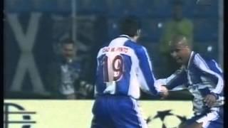 1998 December 9 Porto Portugal 3 Ajax Amsterdam Holland 0 Champions League