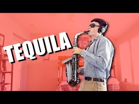 Tequila - The Champs (Saxophone Sheet Music) - смотреть