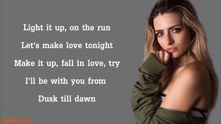 DUSK TILL DAWN   Zayn Ft. Sia | Kirsten Collins, Blake Rose, KHS Cover (Lyrics)