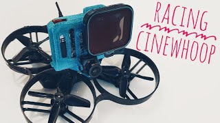 Drone Racing with a Tiny Cinewhoop - Reelsteady Go and Hero 6