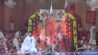 Chinna Jeer Swamiji Sringeri Temple