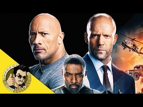 Fast & Furious: Hobbs & Shaw Exclusive Blu-Ray Global TOUR!