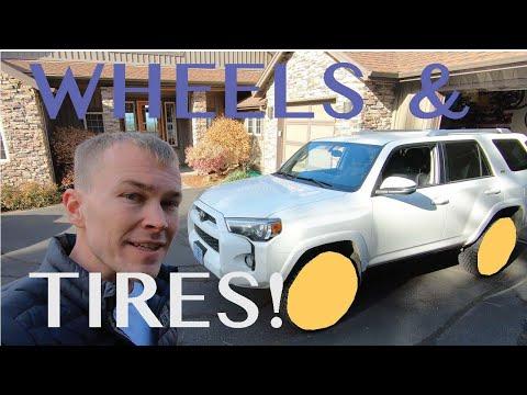 Wheel & Tire Setup for my 4Runner
