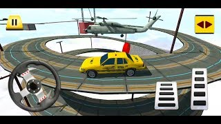 Impossible Taxi Ride - Android/iOS Gameplay