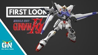 First Look: MG F91 2.0
