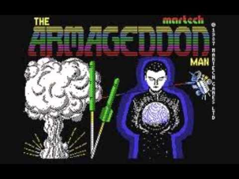 The Armageddon Man Atari
