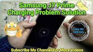 Beaches] Samsung j7 prime charging problem solution