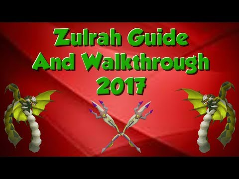 Oldschool Runescape - Full Zulrah Guide | Updated 2007