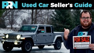 How to Sell Your Car Faster & For More Money | 5 Simple Tips