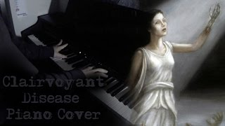 Avenged Sevenfold - Clairvoyant Disease - Piano Cover