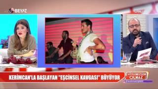 Kerimcan Durmaz'ın hakaret içeren açıklaması tartışılıyor