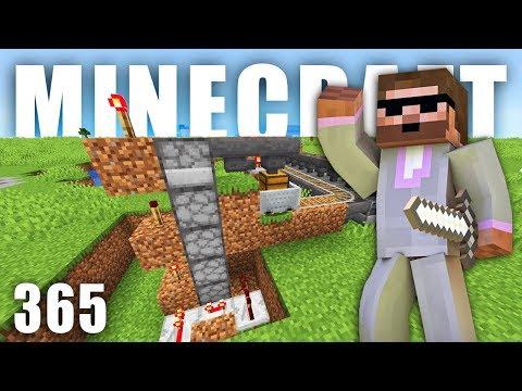 TRABLE S HOPPERY... | Minecraft Let's Play #365 [dlouhá verze]