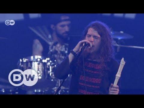 Romanian folk-metal band E-an-na rock Wacken's Metal Battle | DW English