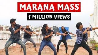 Marana Mass | The Crew Dance Company Choreography | Petta | Superstar Rajinikanth