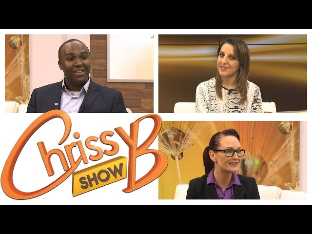 In The Business of Success, The Chrissy B Show