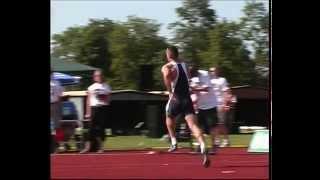 Roman Šebrle- High jump 209cm