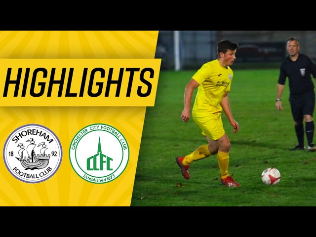 Highlights: Shoreham 1 Chichester City 2