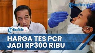 Presiden Instruksikan Tarif Tes PCR Jadi Rp 300 Ribu, Ketua Satgas IDI Berharap Kualitas Tetap Sama