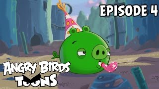 Angry Birds Toons | Another Birthday   S1 Ep4