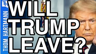 Donald Trump is Not Planning To Leave White House...